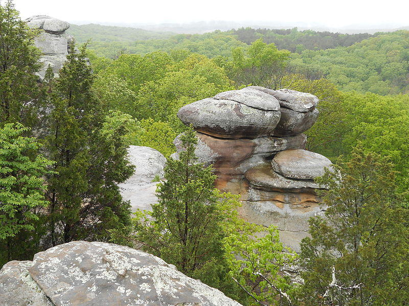 U S Forest Service Urging Caution In Shawnee National Forest After Recent Heavy Rain Wkms