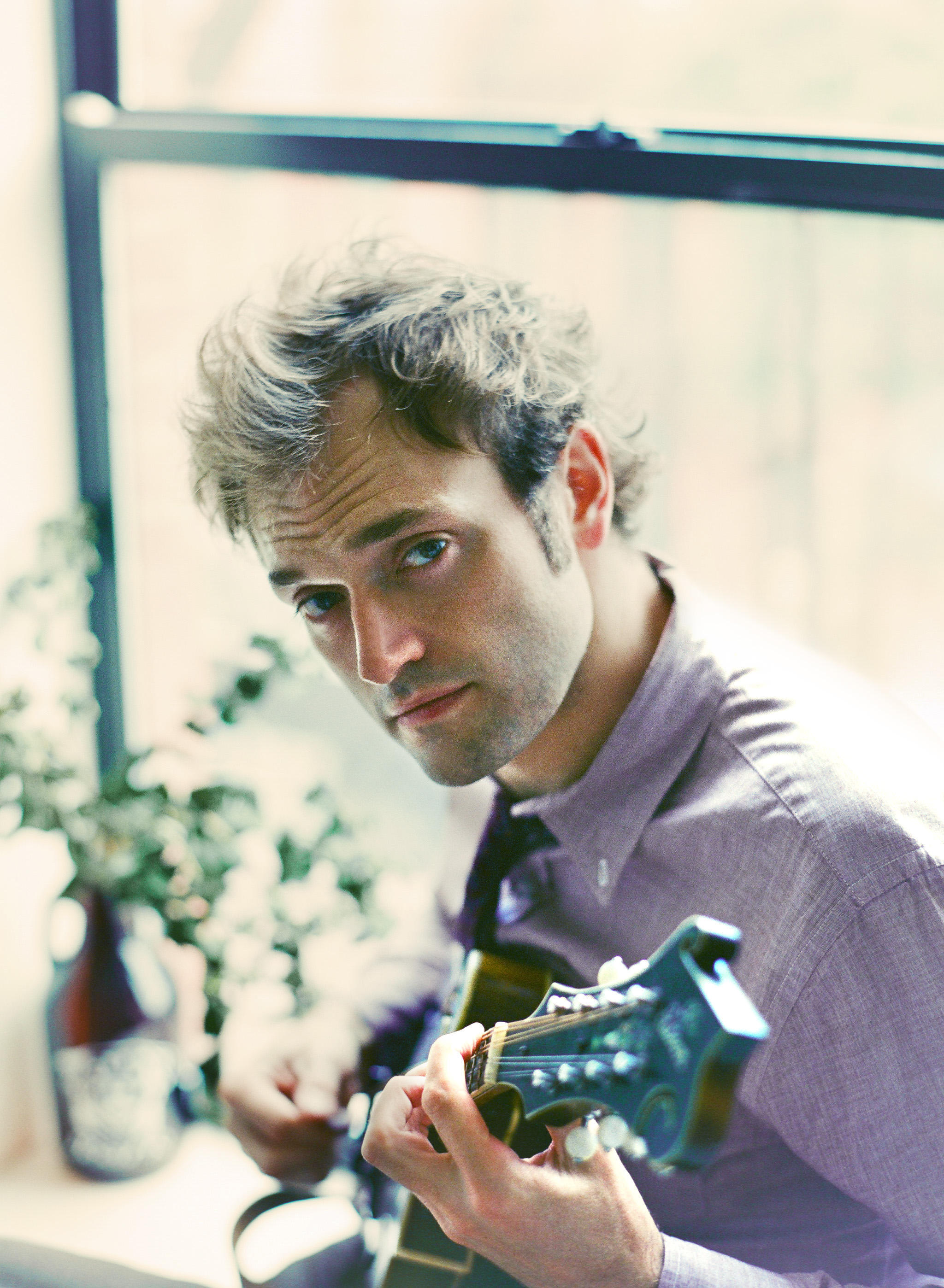 Audio Chris Thile Talks Punch Brothers and Personal Projects