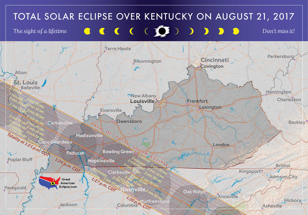 Kytc Warns Of Traffic Delays During Eclipse Wkms
