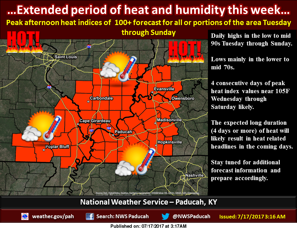 Heat Wave Begins To Build Across Green Country