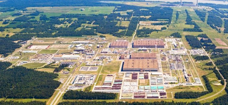 Paducah clean-up contract for Fluor