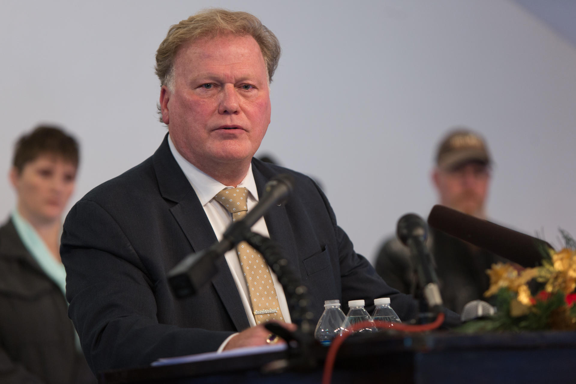 Kentucky Lawmaker Kills Himself Amid Sexual Assault Allegations, Officials Say