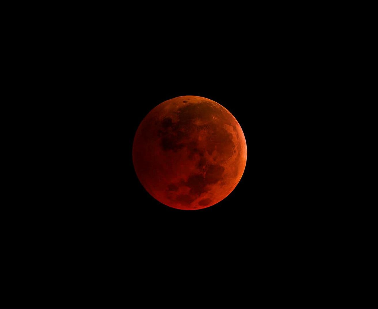 Super Blue Blood Moon Preview