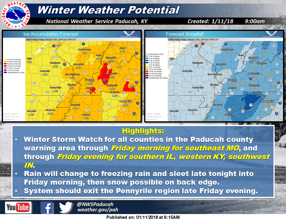Winter Storm Watch Issued as Snow, Wind Take Aim at STMA Area