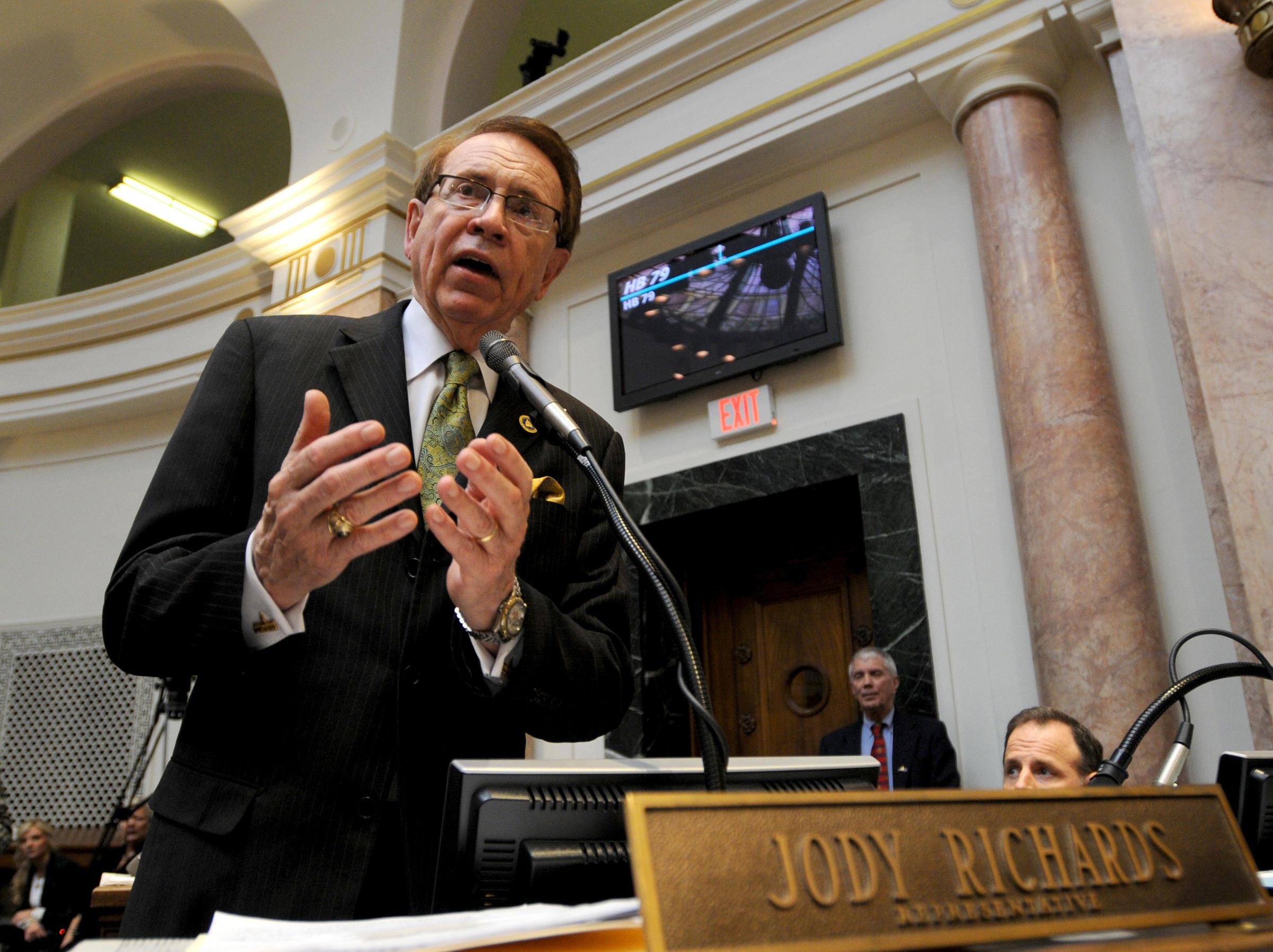 Rep. Jeff Hoover resigns as Kentucky House Speaker