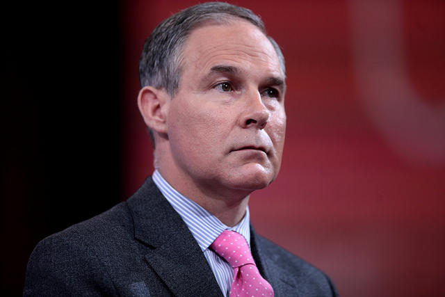 EPA Administrator Faces Questions Over C-8 Report'