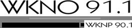WKNO FM logo