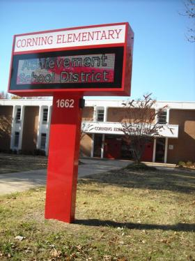 The State of Tennessee is running day-to-day operations at Corning Elementary and two other schools in Frayser.