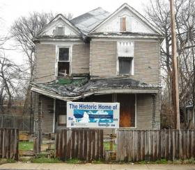 The home of bluesman Memphis Slim, a historic site next to the Stax Museum. A partnership with the Memphis Symphony Orchestra plans to turn this house into a place where musicians can practice and record.