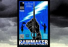 New Moon Theatre Company Presents The Rainmaker