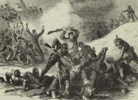 Battle At Fort Pillow