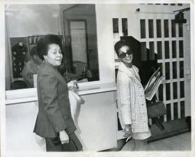 Maxine Smith and Miriam Sugarmon