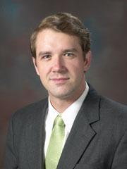 Justin Joy is the chairman of the Republican Party of Shelby County.