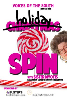 Voices of the South's Holiday Spin with Sister Myotis