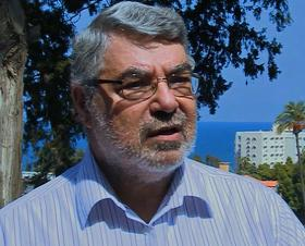 Author and Professor Rami Khouri