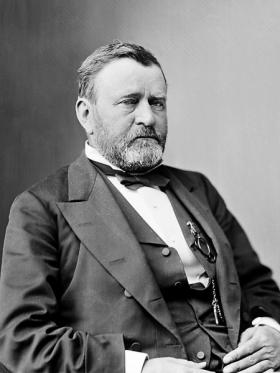 18th President of the United States Ulysses S. Grant