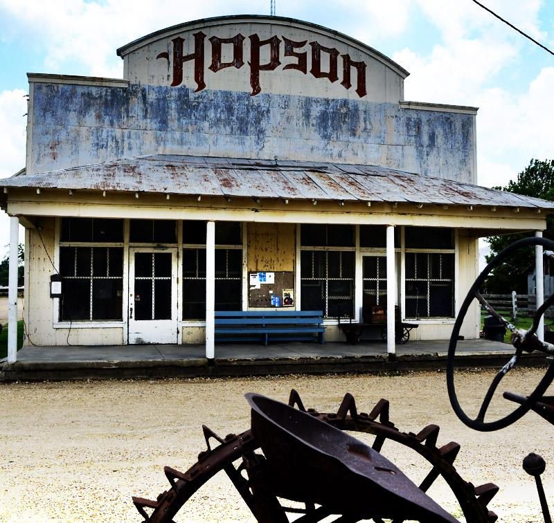 Hopson Commissary