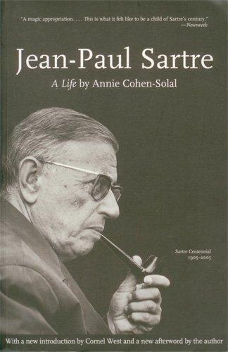 Annie Cohen-Solal's international best-selling biography of Sartre, Jean-Paul Sartre: A Life.