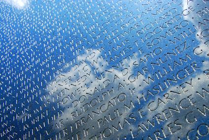 The Vietnam War Memorial