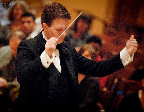 William Langley Conducts the Memphis Repertory Orchestra