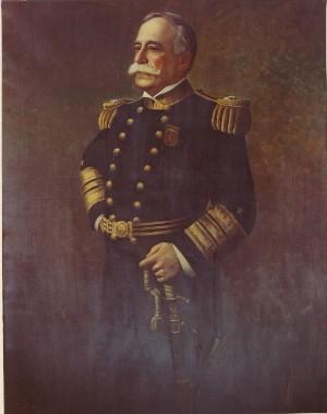 Admiral Thomas Dewey