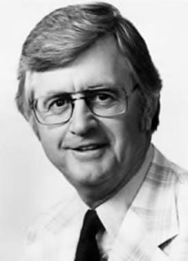 Former Tigers Bastketball Coach Gene Bartow.