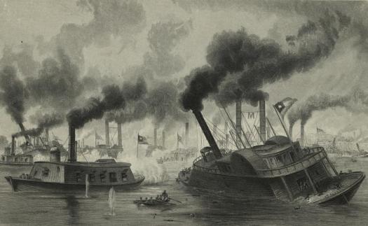 The Battle of Memphis