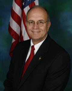Bartlett Mayor Keith McDonald