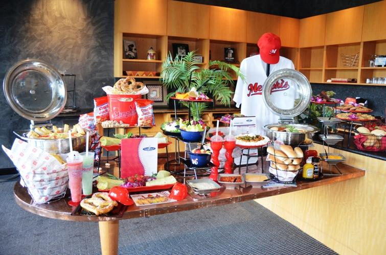 The Memphis Redbirds have won awards from People for the Ethical Treatment of Animals (PETA) for their selection of vegetarian foods.