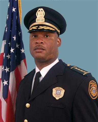 Memphis Police Director Toney Armstrong