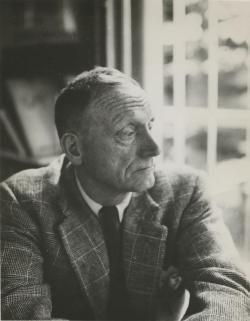 Pulitzer Prize winning poet and novelist Robert Penn Warren