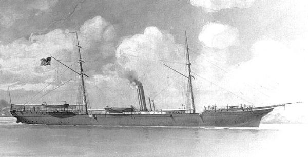 USS Memphis (1862)