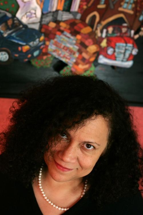 Novelist Alice Randall