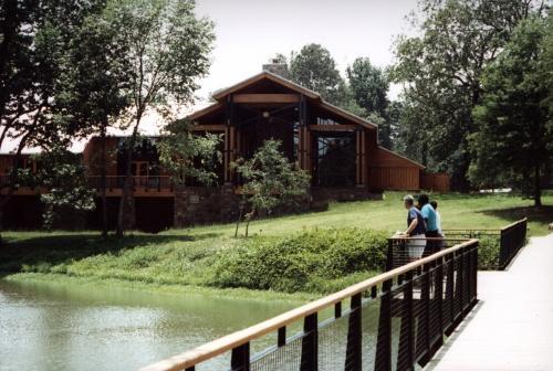 Lichterman Nature Center Pavilion