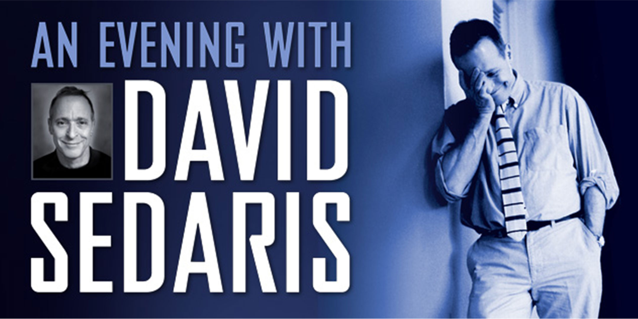 presents david sedaris at the akron civic theatre wksu