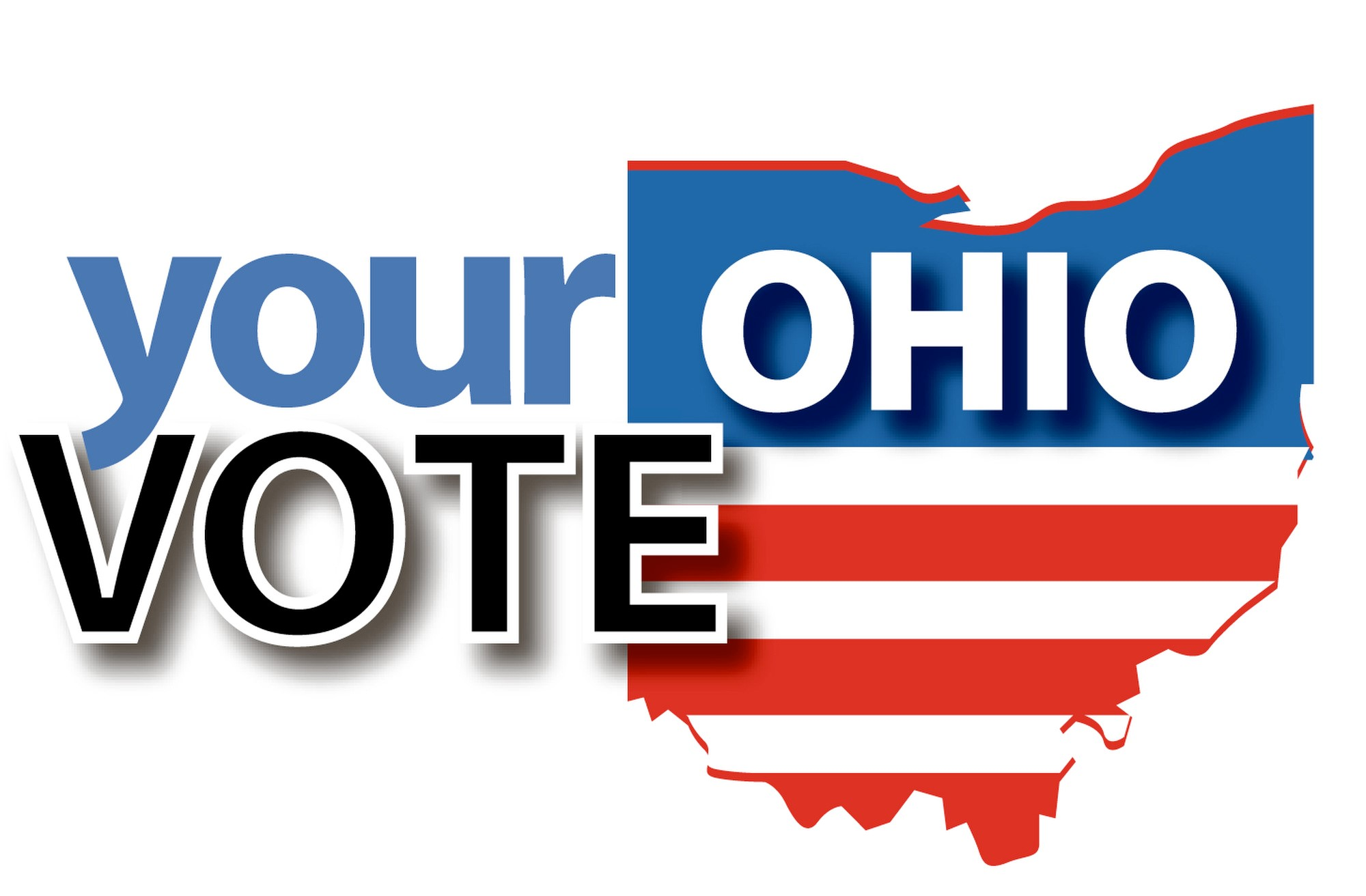 Your Vote Ohio Logo