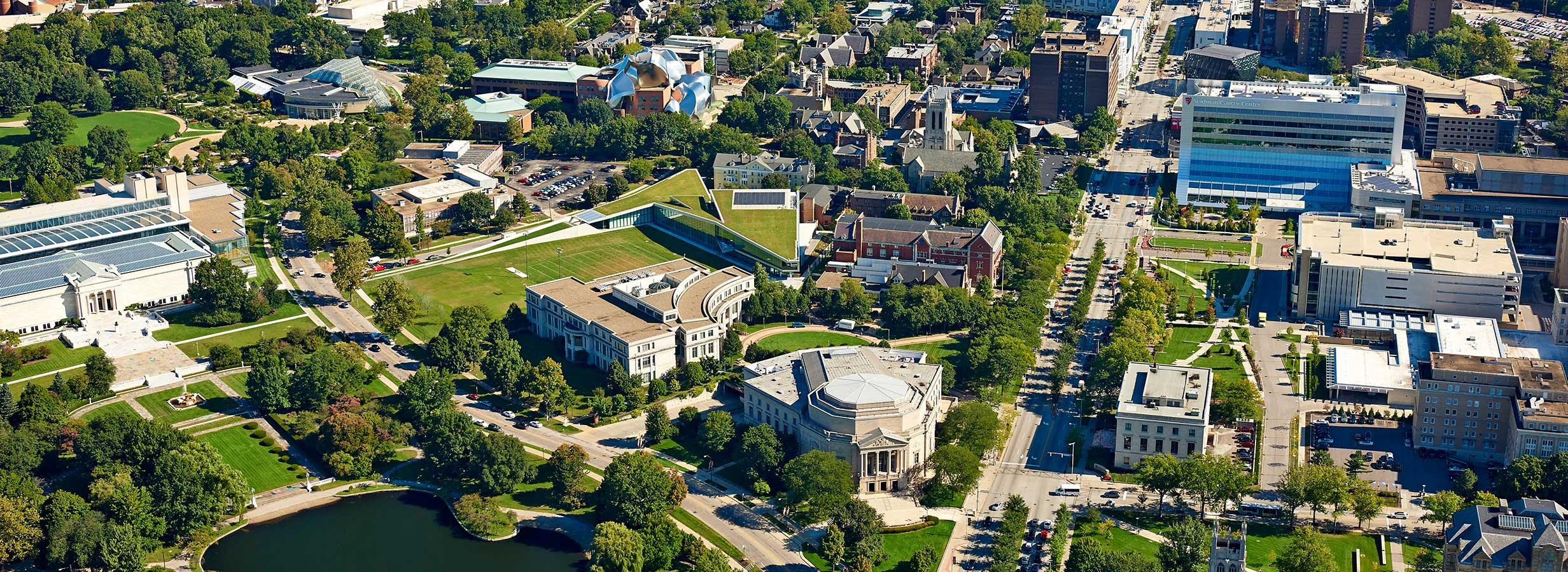 case western reserve university and university hospitals receive