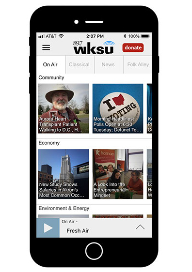 Wksu mobile app available for ios and android wksu fandeluxe Image collections