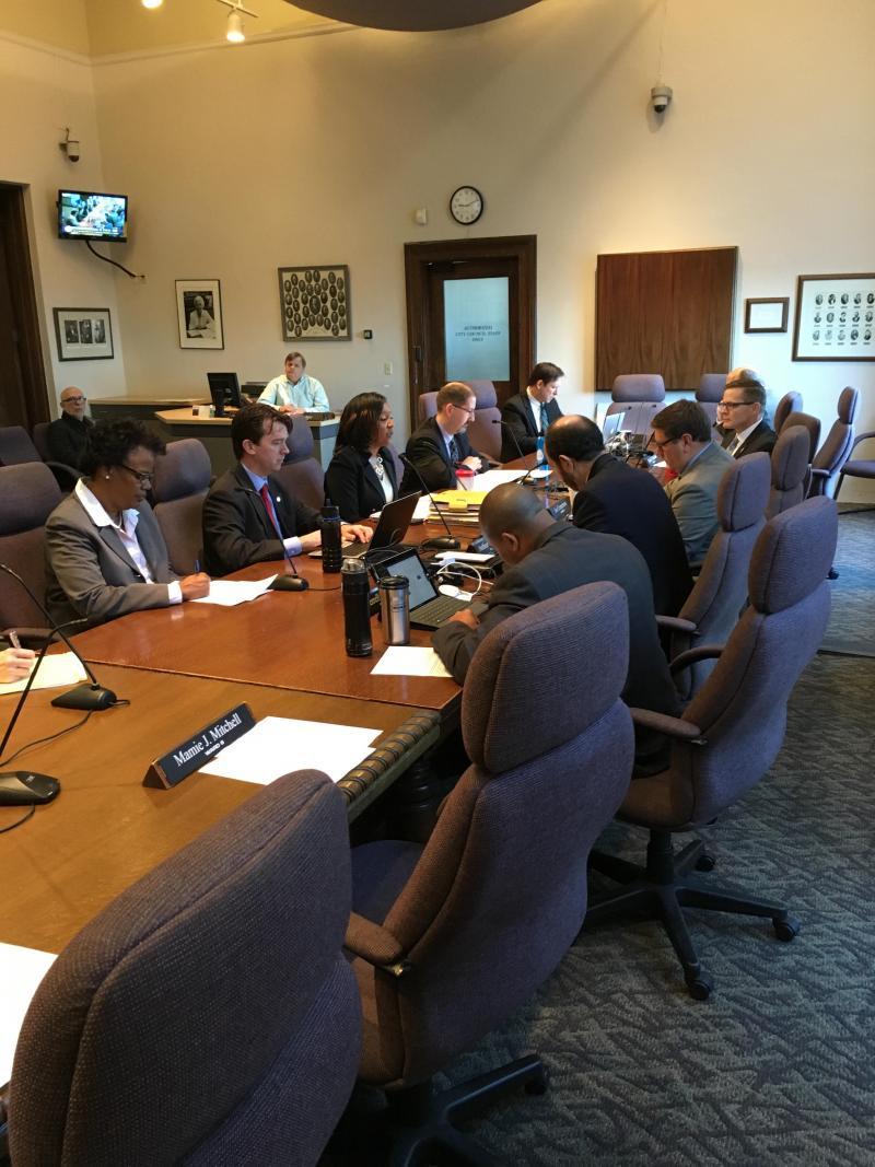 Cleveland Council