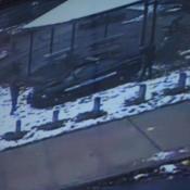 The scene of the Tamir Rice killing