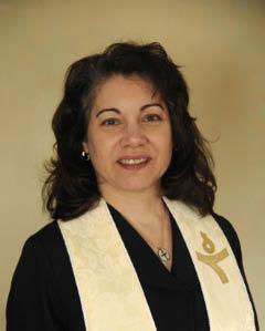Rev. Christie Anerson