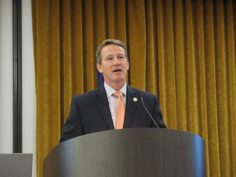 photo of John Husted