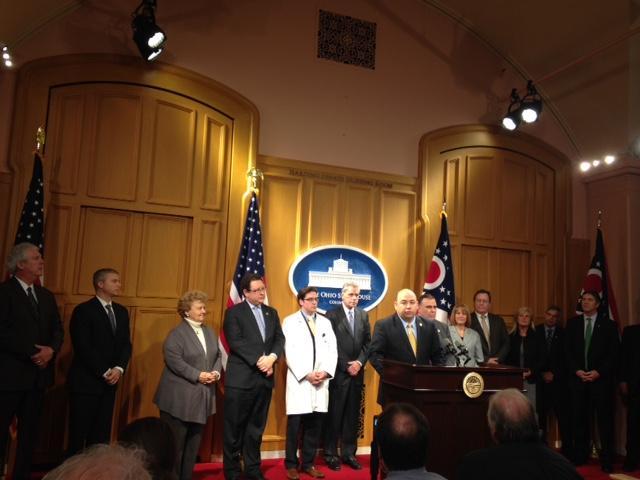 photo of Ohio's medical marijuana task force