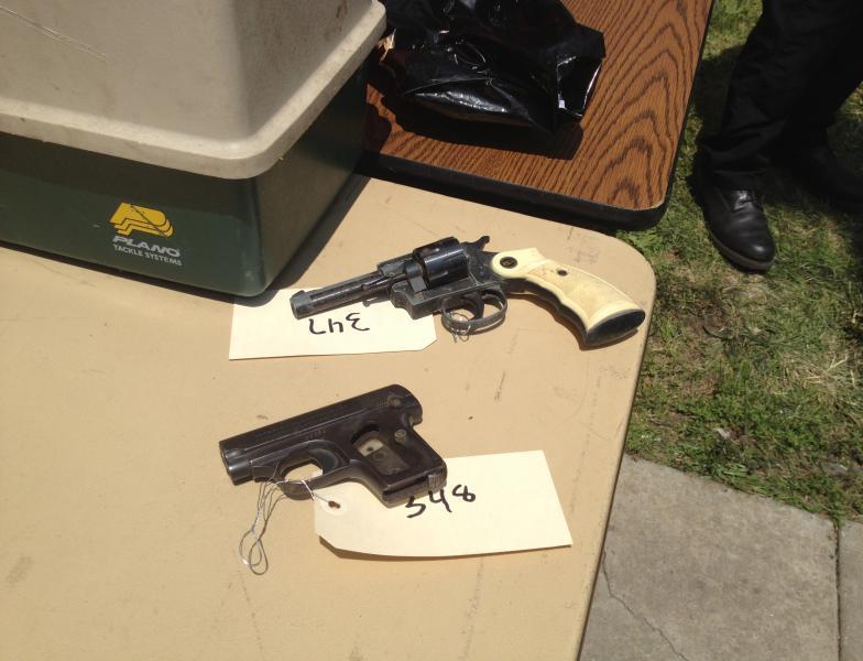 Ohio gun laws