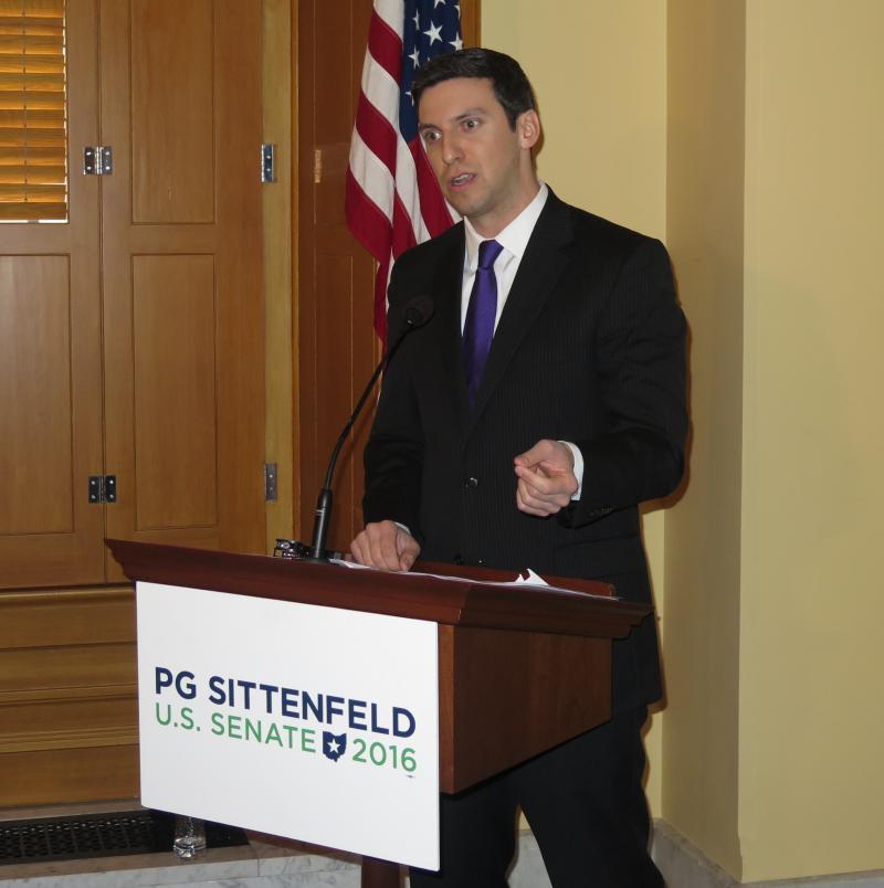 photo of P.G. Sittenfeld