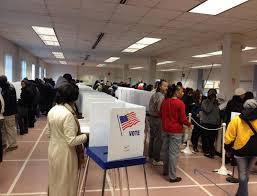 Voters in Cuyahoga County