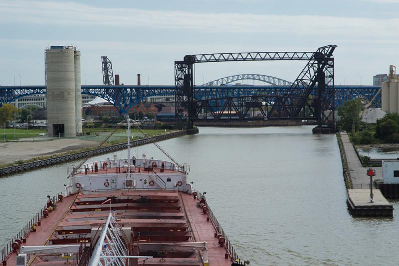 Photo of the Port of Cleveland