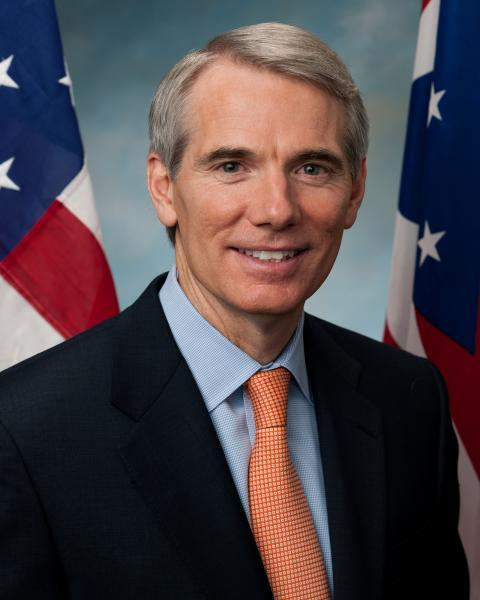 photo of Sen. Portman
