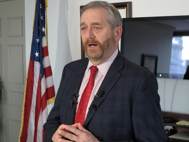 Photo of Ohio Auditor Dave Yost