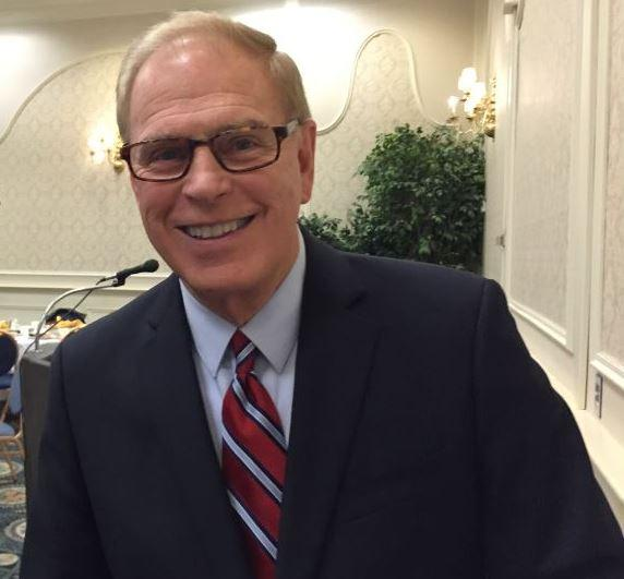 Ted Strickland in Akron 2016